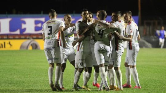Foto: (Diego Menegon/Cianorte FC)