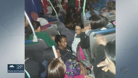 Faxineiras relatam superlotação e condições precárias nos ônibus entre Guariba e Ribeirão Preto