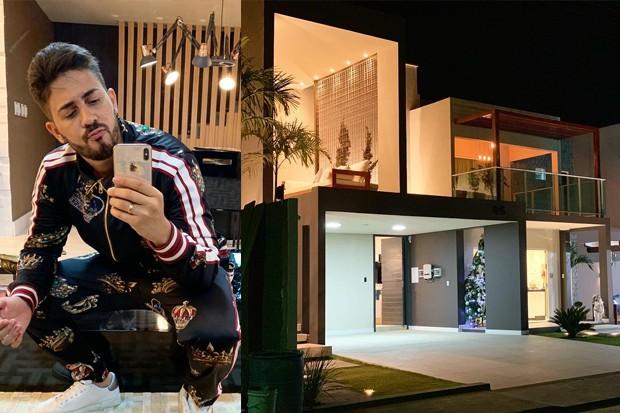 Carlinhos Maia compra mansão em Penedo (Foto: Reprodução/Instagram)