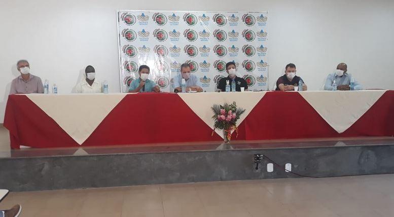 Governo do AC e hospital particular firmam termo de cooperação para ações contra o novo coronavírus