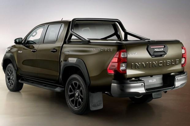 Toyota Hilux 2021 (Foto: Divulgação)