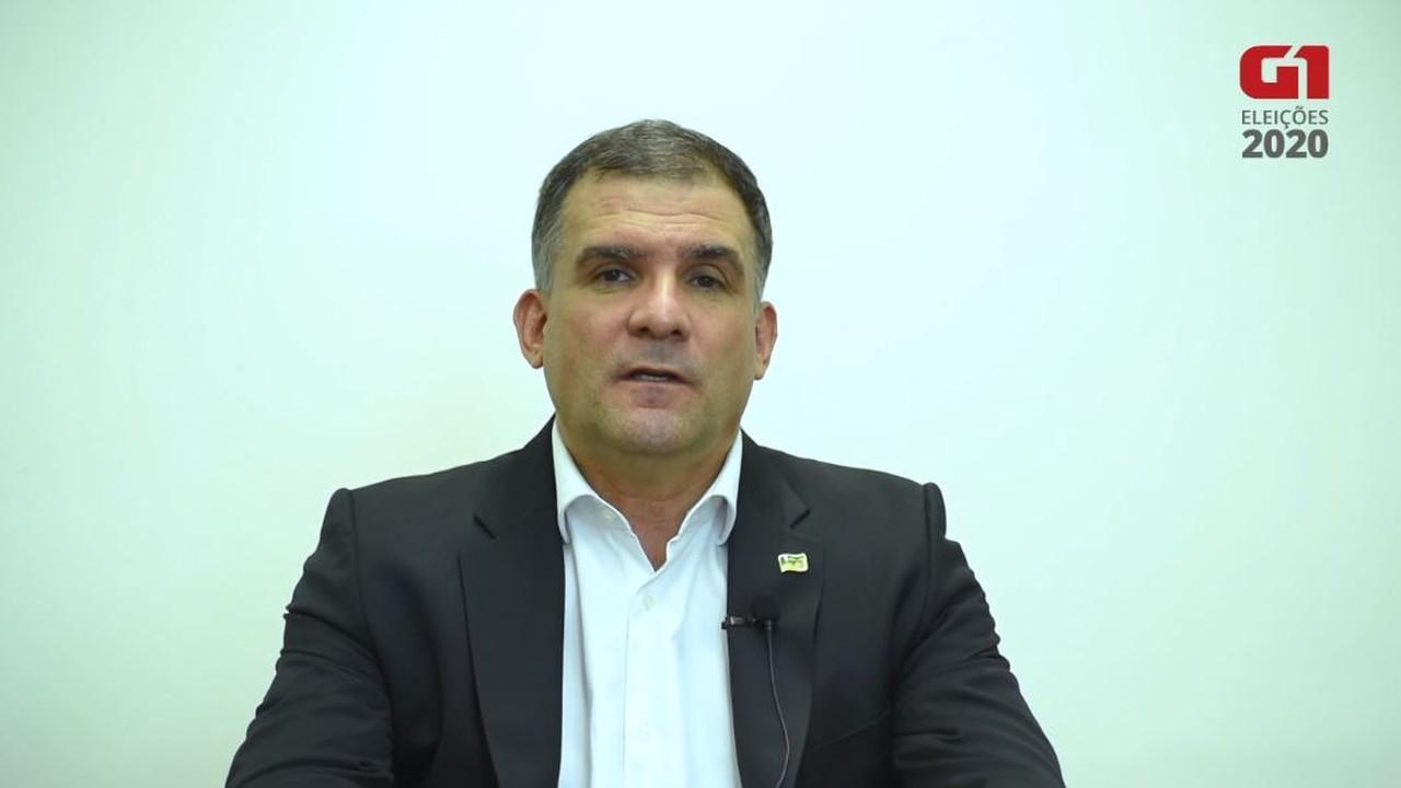 Rogério Parada (PRTB) fala sobre prioridade para saúde em Campinas