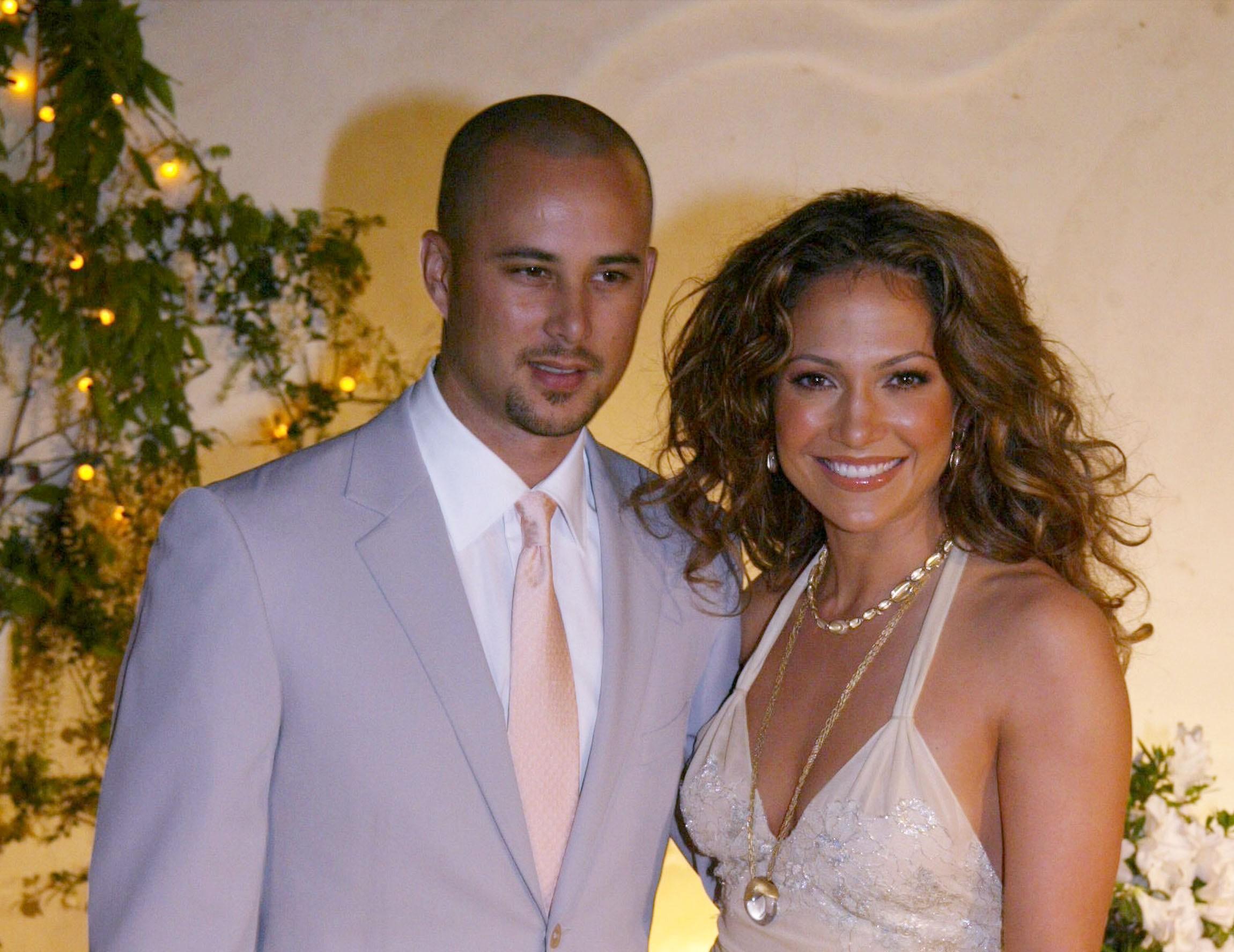 Jennifer Lopez e Cris Judd (Foto: Getty Images)