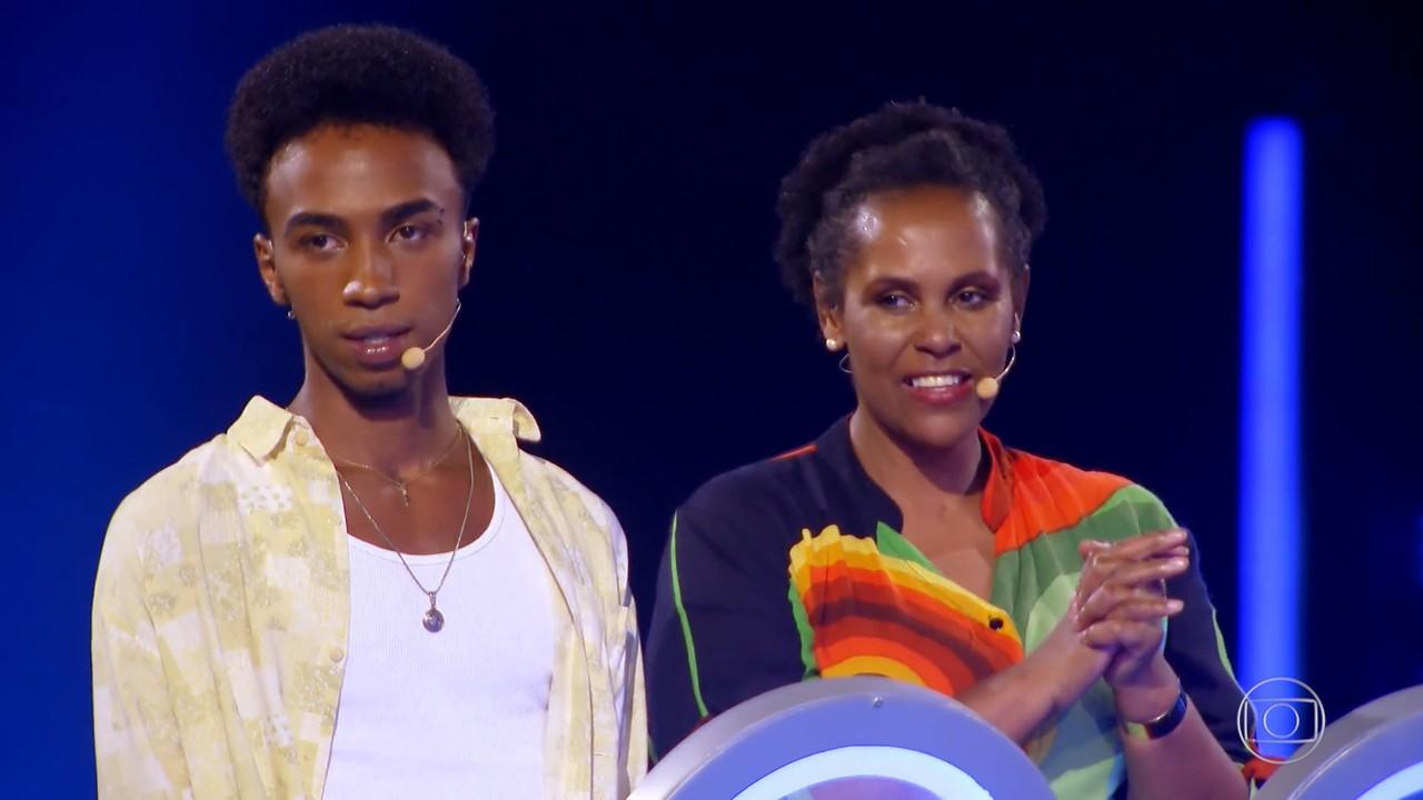 Kátia e Lucas iniciam busca pelo prêmio do 'The Wall'