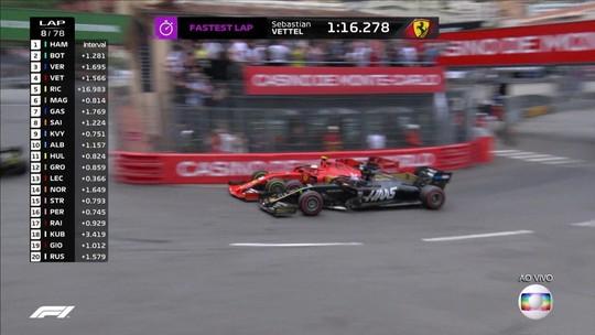 F1 bate recorde de ultrapassagens; veja em vídeo e vote nas melhores