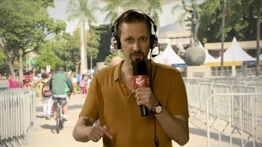 Repórter especial Renan da Silva traz as informações do Peru para a final