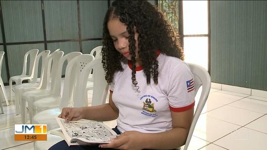 Estudantes participam de concurso literário em São Luís