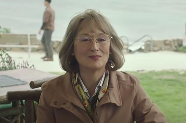 Meryl Streep em 'Big Little Lies' (Foto: Divulgação)