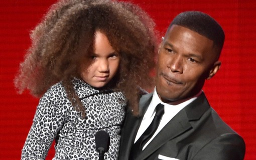 Annalise Bishop e Jamie Foxx