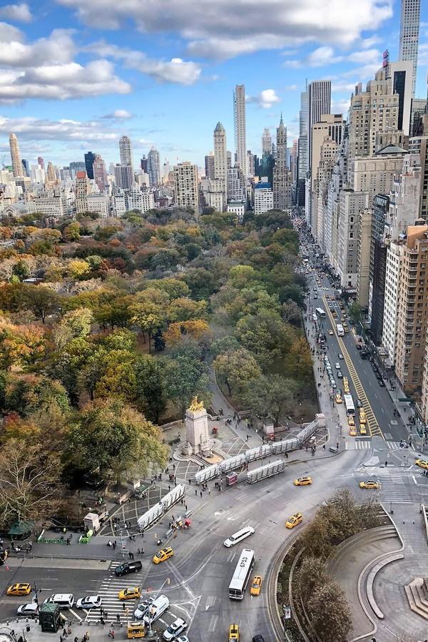 Central Park, em Nova York (Foto: Instagram/Reprodução)