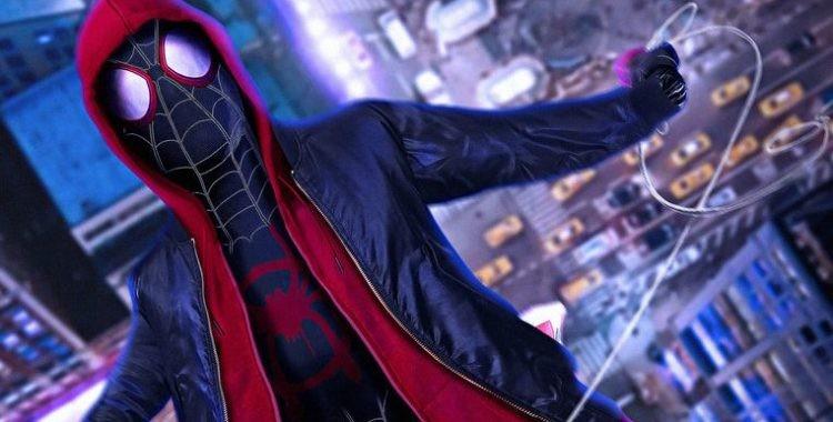 O Homem-Aranha de Miles Morales (Foto: Divulgação)