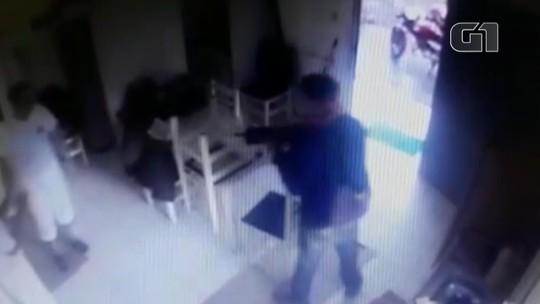 Preso em Porto Alegre suspeito de furtar submetralhadora de delegacia e roubar moto em SC