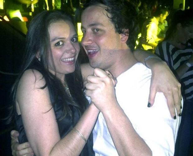 Mônica Iozzi e Rafael Cortez (Foto: Reprodução)