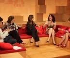 Paula Lavigne é convidada do 'Saia justa' desta quarta-feira | GNT