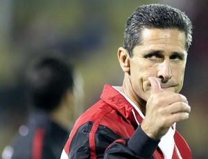 Felipe comemora repetição do time e vê Fla ganhando cara de Jorginho