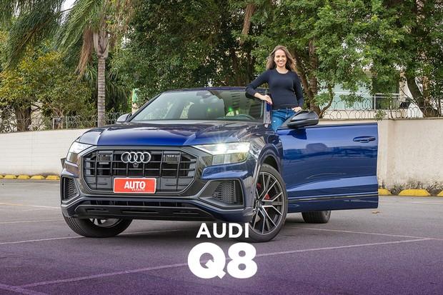 Audi Q8 (Foto: Autoesporte)