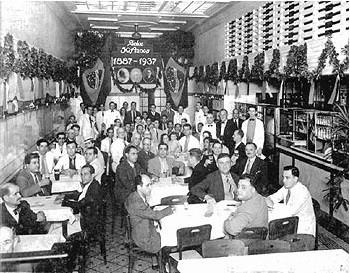Bar Luiz fundado em 1887