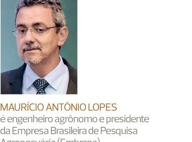 Maurício Antônio Lopes (Foto: d.)