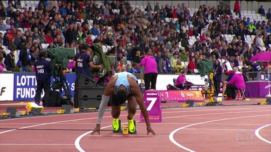 Atleta de Botswana supera vírus e avança no Mundial de Atletismo