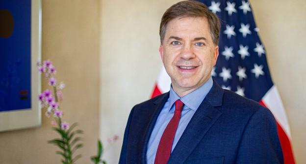 Estou confiante que nossa parceria continuará a prosperar, diz embaixador dos EUA