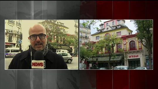 Bataclan reabre com show de Sting, um ano após atentados de Paris