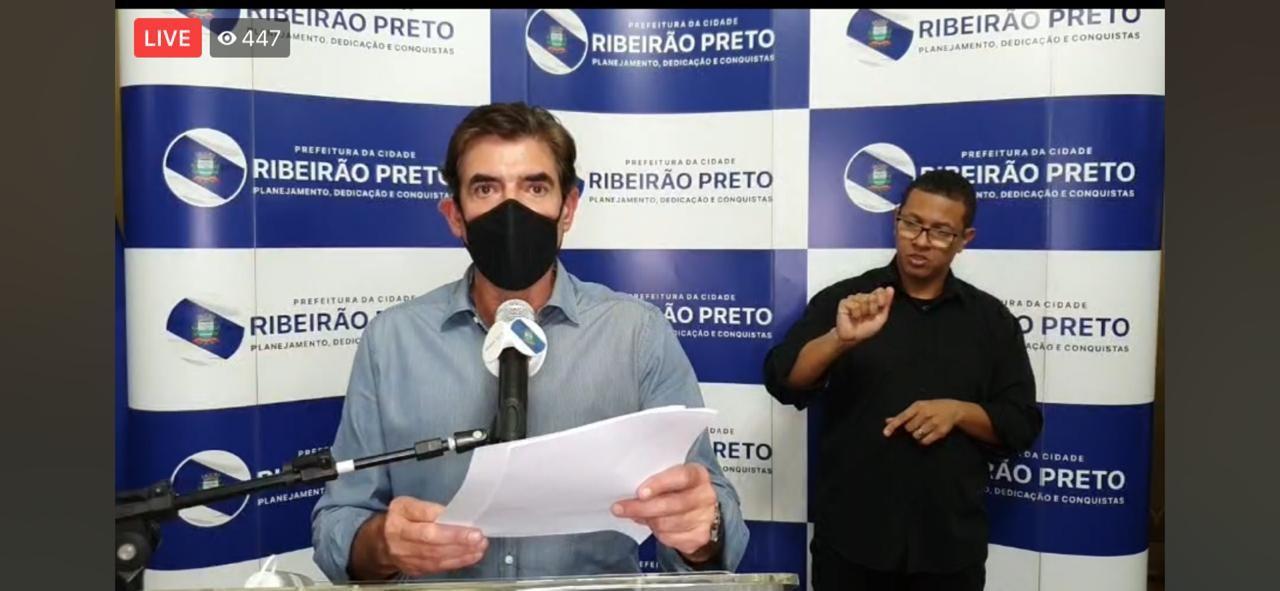 Prefeitura de Ribeirão Preto confirma mais 6 mortes por coronavírus; cidade tem 1.563 casos positivos