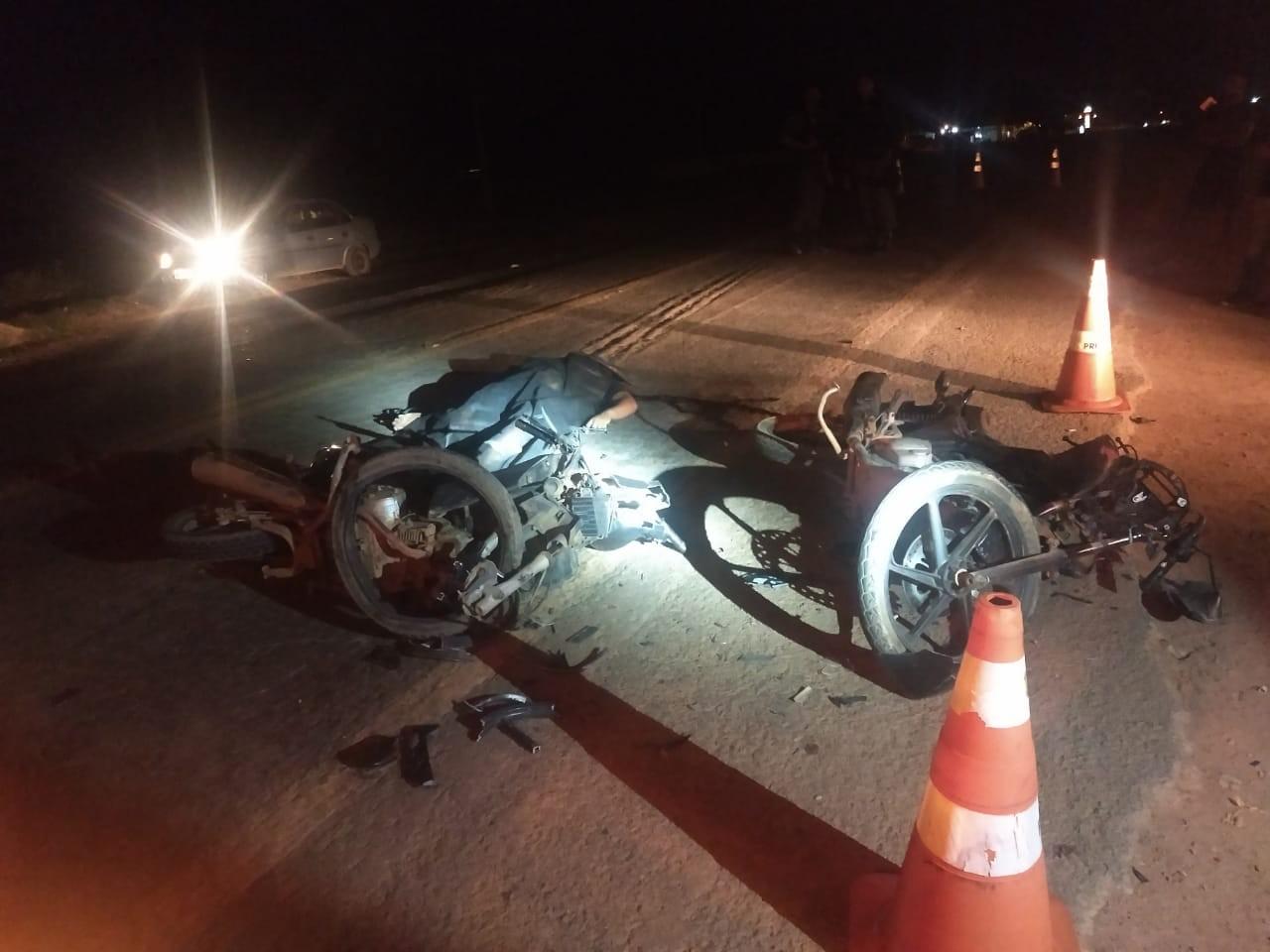 Colisão entre duas motocicletas deixa um morto na BR-010 no MA - Notícias - Plantão Diário
