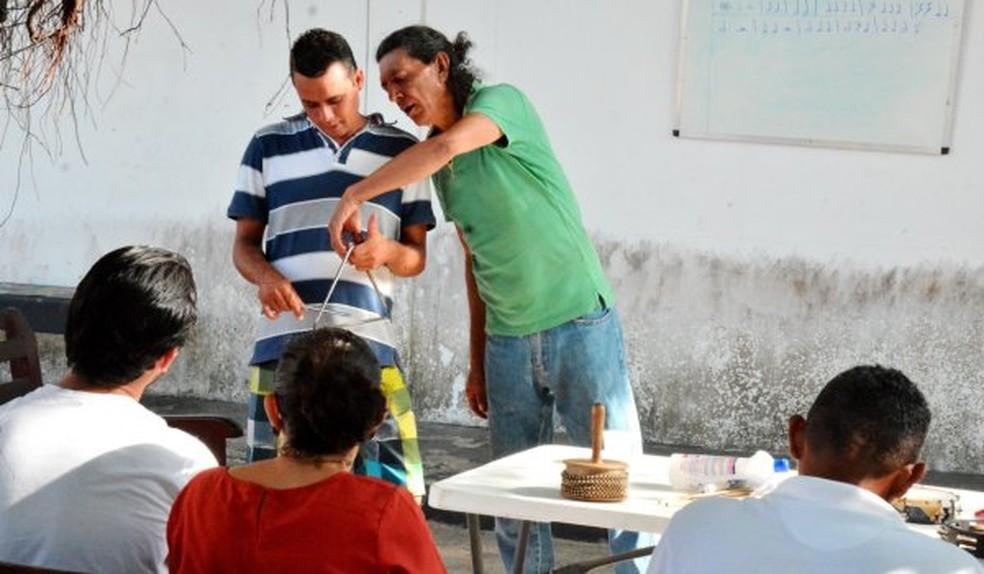 As oficinas terão duração de dois meses e serão realizadas em São Luís. (Foto: Divulgação/Lauro Vasconcelos)