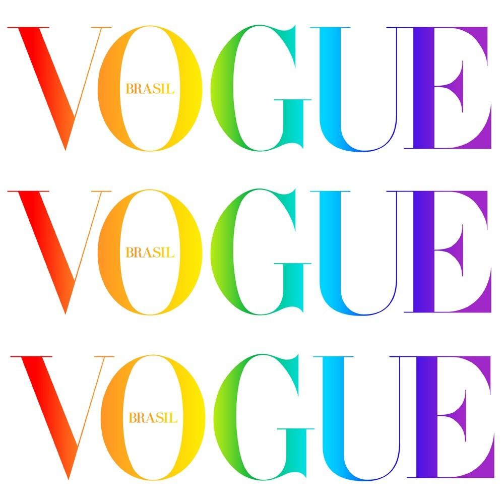 Mês do orgulho LGBTQ?+ (Foto: Vogue Brasil)