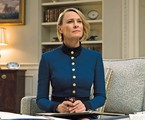 Robin Wright em 'House of Cards' |  DAVID GIESBRECHT / NETFLIX