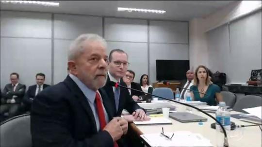 Lula depõe na ação do sítio de Atibaia e volta a negar acusações