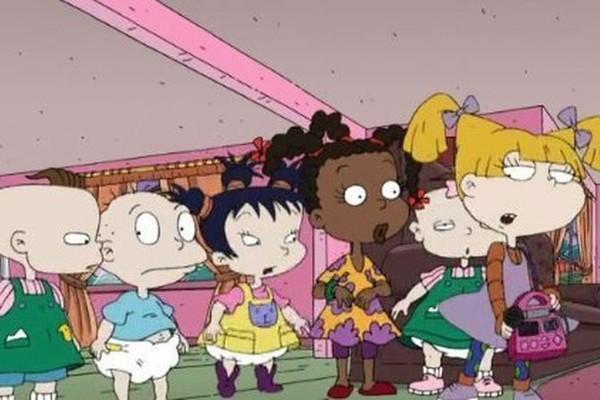 Os personagens protagonistas do desenho animado Rugrats: Os Anjinhos (Foto: Reprodução)