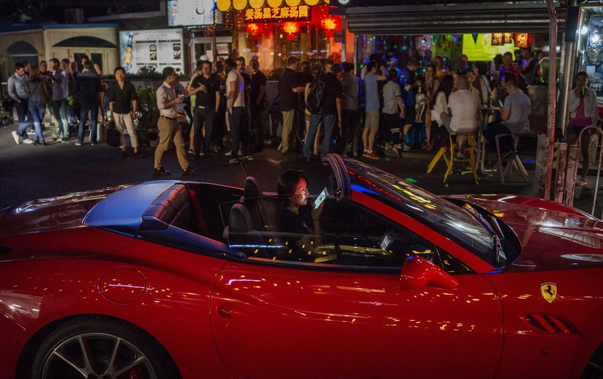 Carros luxuosos estão entre bens importados para a Coreia do Sul pela China em 2017 (Foto: Getty Images)