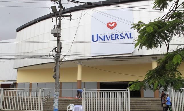 Igreja da Universal em São Gonçalo