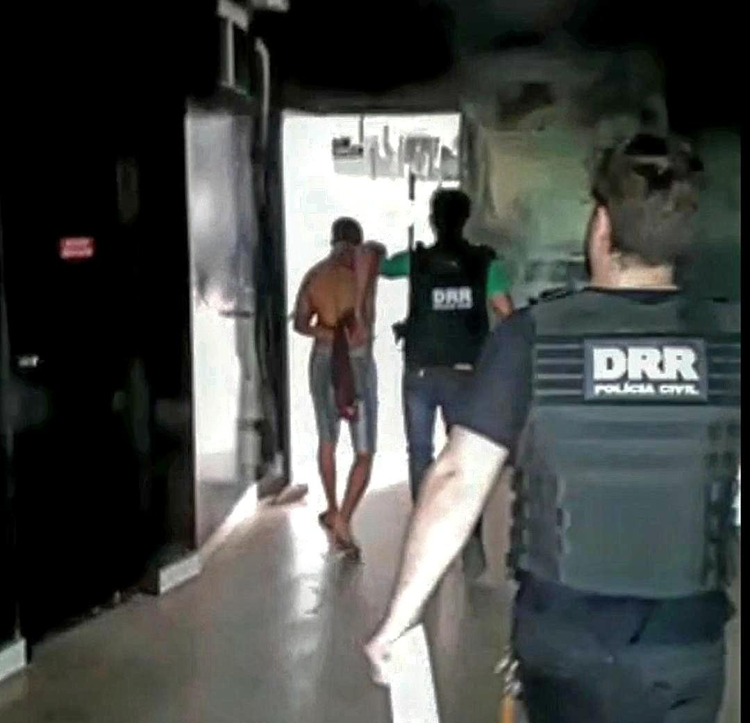 Suspeito de assaltar e ainda ameaçar vítima para que retirasse queixa é preso em Araguaína