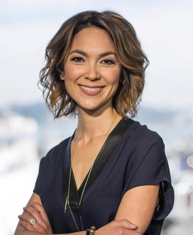 A jornalista Emily Chang (Foto: Divulgação)
