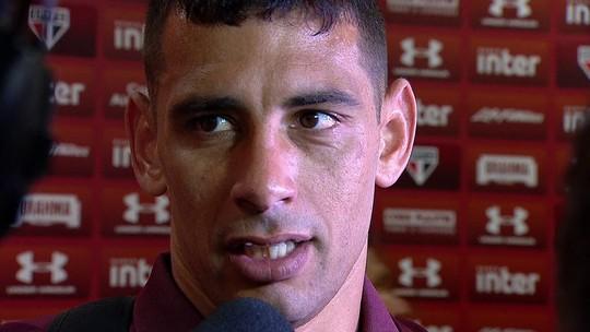 Diego Souza assume protagonismo no São Paulo e busca ritmo para dar resposta
