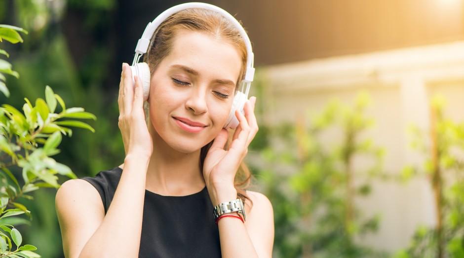 música, fone de ouvido, relaxar (Foto: Reprodução/Pexels)