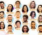 Participantes do 'BBB' 20 | Reprodução