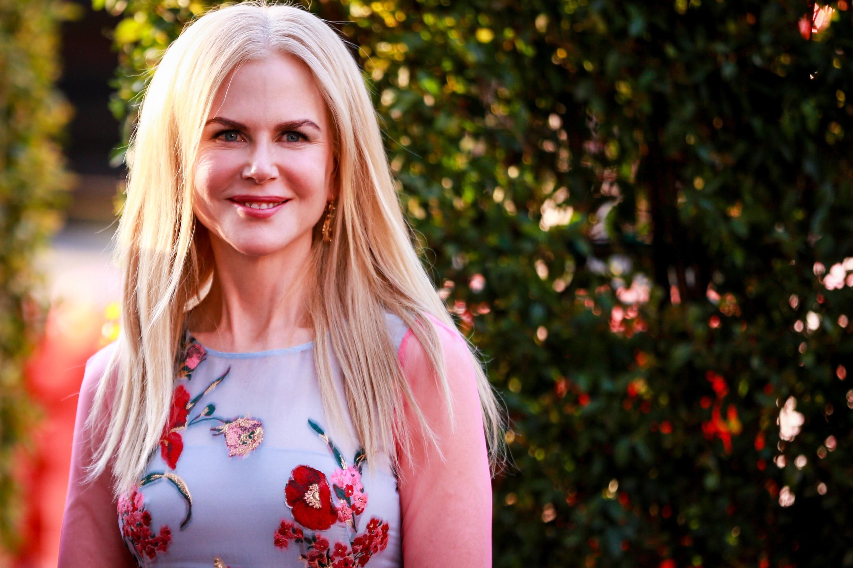 Nicole Kidman não mede esforços para se transformar visualmente durante os seus trabalhos (Foto: Getty Images)
