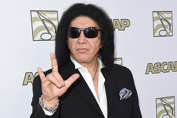 O cantor Gene Simmons (Foto: Getty Images)