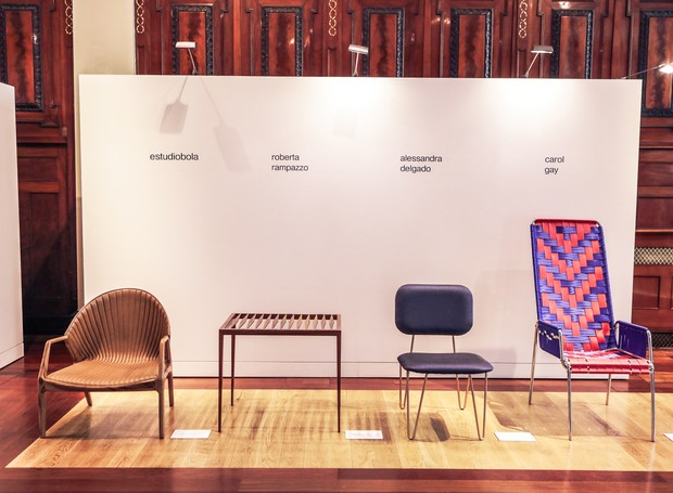 Design brasileiro ganha exposição em Londres (Foto: Divulgação)