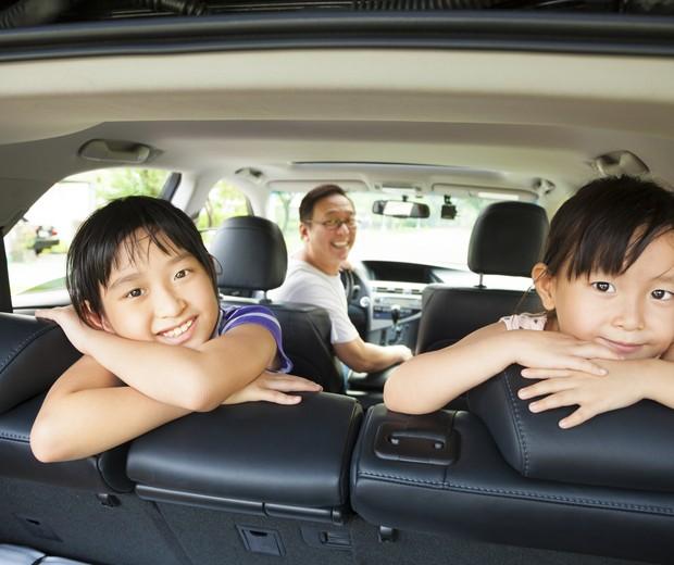 Viagem em família (Foto: Thinkstock)