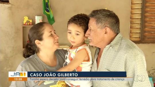 João Gilberto apresenta melhora após receber primeira parte de tratamento