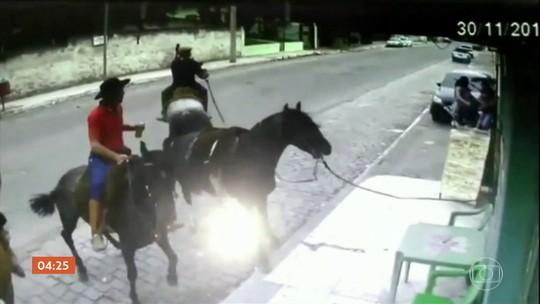 É grave estado de saúde de aposentada atingida por carro em São Gabriel, no RS