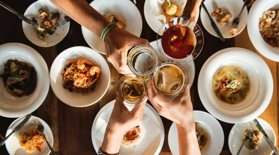 Jantar; restaurante; comida (Foto: Pexels)