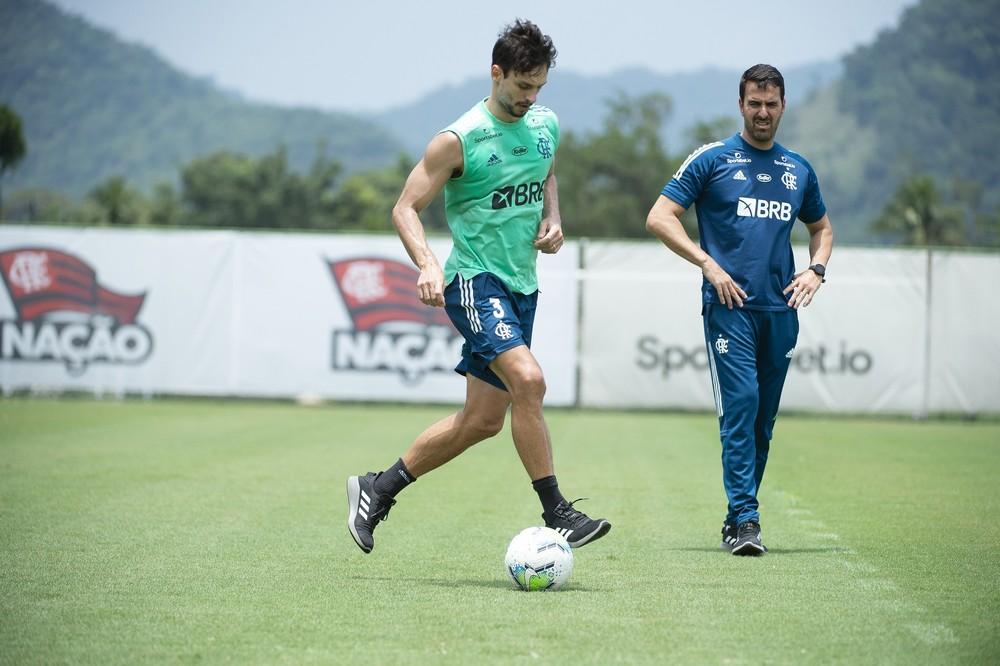 Flamengo tem melhores números com Rodrigo Caio, confira!