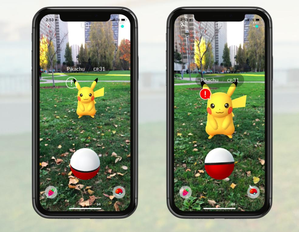 Os Pokémon também perceberão sua presença (Foto: Divulgação/Niantic)