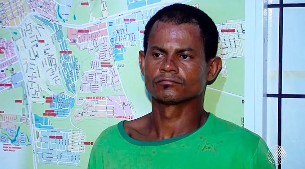 Rairone Moura dos Santos, de 47 anos (Foto: Reprodução/TV Santa Cruz)