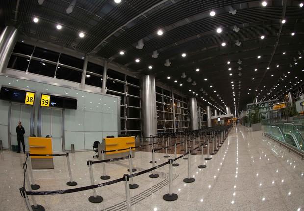 Terminal 3 de Cumbica, em Guarulhos  (Foto: Divulgação)